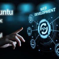 ubuntu 20.04 nginx php mysql Webサーバー環境整備