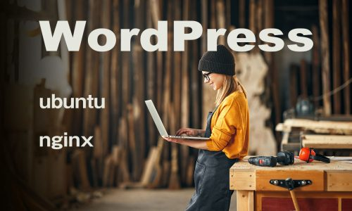 wordpres5をubuntu nginxにインストール